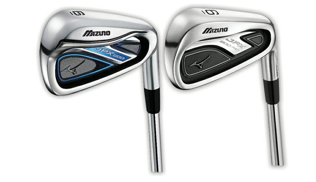 Mizuno JPX-800 and JPX-800 Pro irons