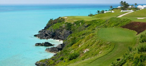 The Port Royal Golf Course in Bermuda.