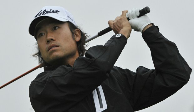 Kevin Na during the BMW Championship.