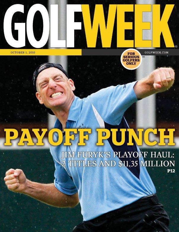 Golfweek (Oct. 1, 2010)