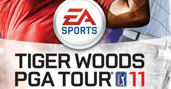 "American Bubba Watson took a crack at Twenty Ten Course with the ""Tiger Woods PGA Tour 11"" video game."