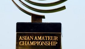 The Asian Amateur Championship is next week and the winner gets an invite to The Masters.