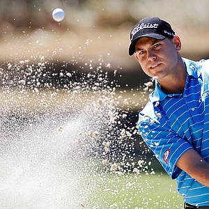 Bill Haas during the third round of the Viking Classic.