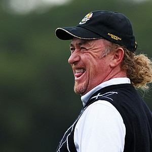 Miguel Angel Jimenez of Europe
