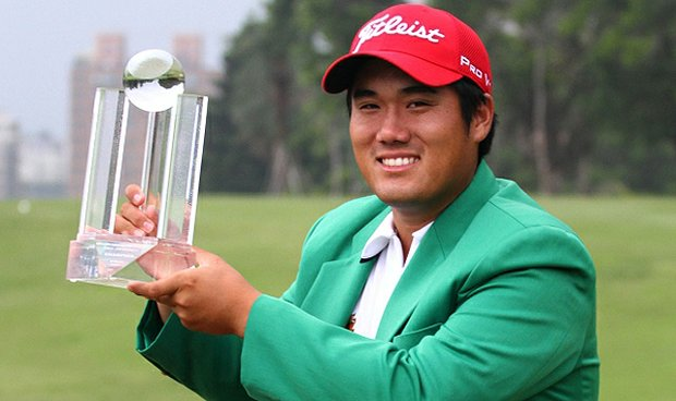 Pariya Junhasavasdikul of Thailand won his maiden Asian Tour victory at the 2010 Taiwan Masters.