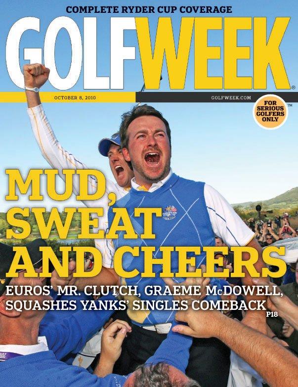 Golfweek (Oct. 8, 2010)