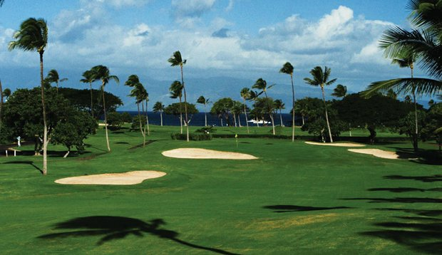 Ka'anapali Golf Resort allows guests to play rounds in 'portions' to better fit their schedules.