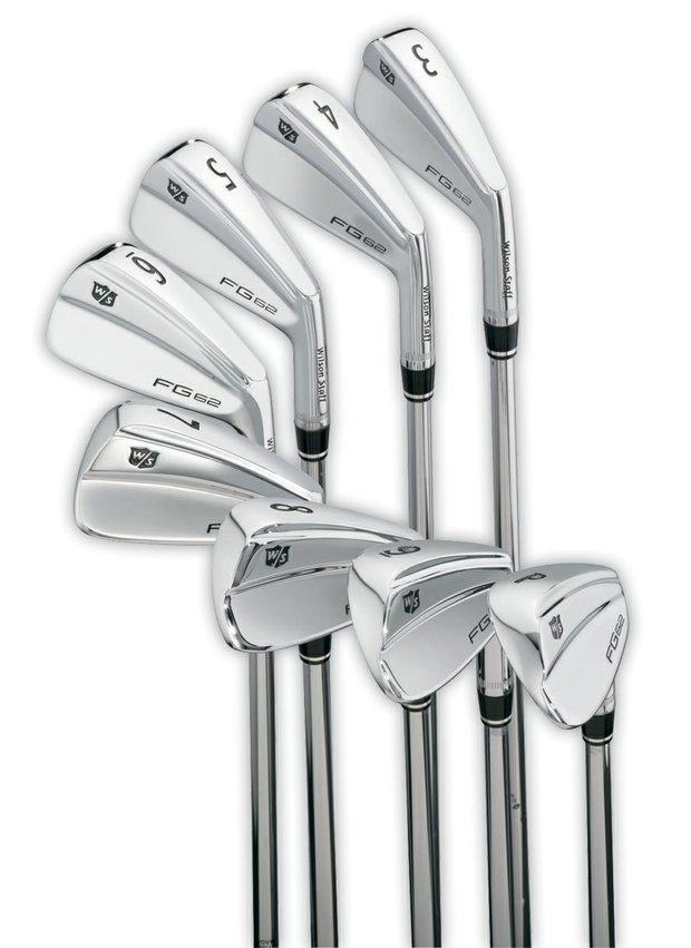 Wilson FG62 irons