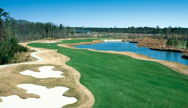 No. 8 at Cape Fear National