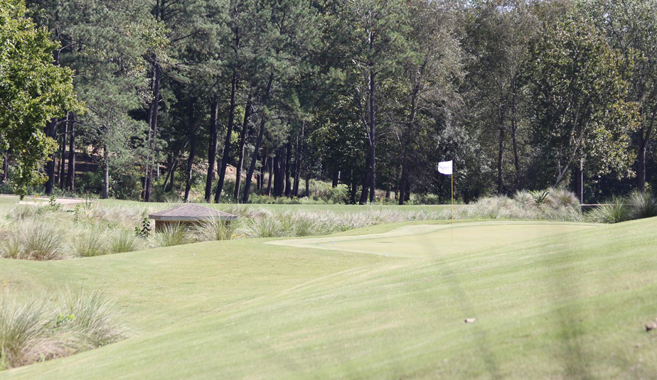 The Brickyard at Riverside course in Macon, Ga.