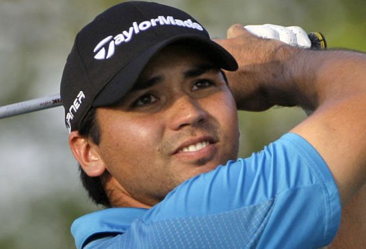 Jason Day of Australia was one the best players on Tour this year despite ongoing health issues.