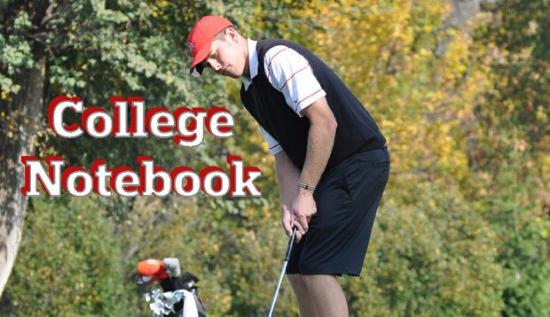 Bo Hoag of Ohio State during the Jack Nicklaus Invitational.