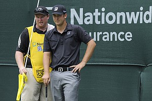 Kevin Chappell during the 2010 BMW Charity Pro-Am