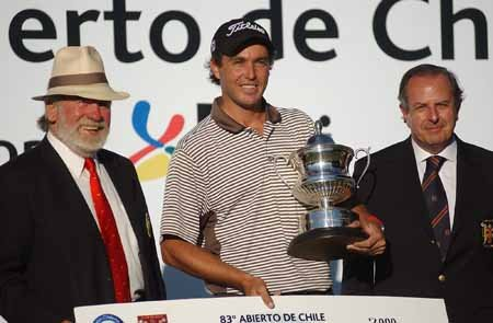 Agustín Jauretche of Argentina is the defending champion of the Chile National Open.