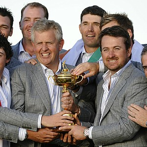 """It's a changing of the guard over to Europe.""