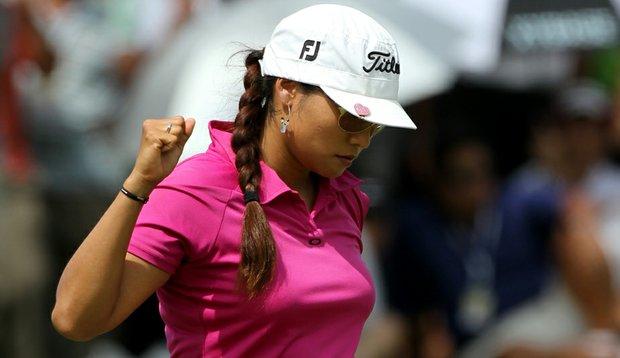 Jimin Kang won the Sime Darby LPGA Malaysia for her second LPGA title.