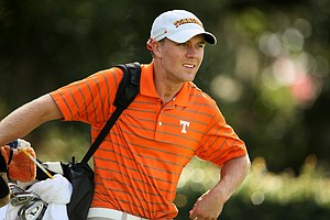 Robin Wingardh of Tennessee place second individually while his team was T11.