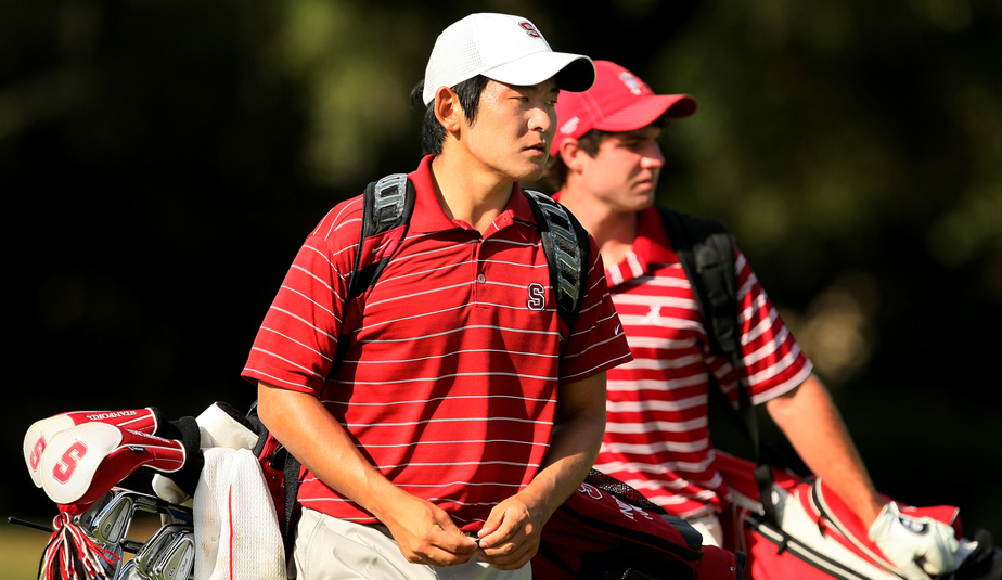Stanford's Andrew Yun during the 2010 Isleworth Collegiate.