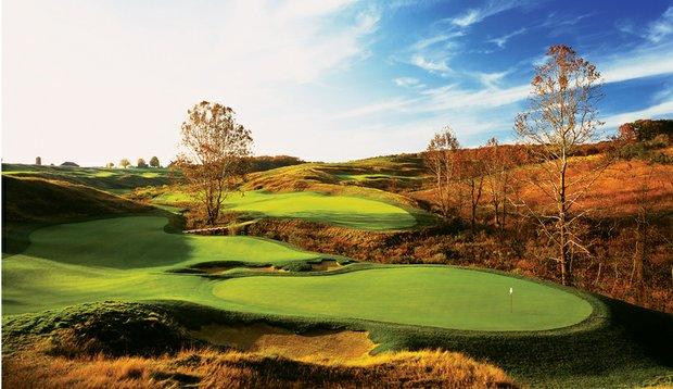 Ballyhack, ranked 15th on Golfweek's Best New list