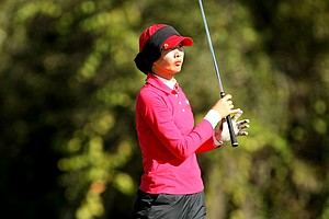 Doris Chen shot an opening round 72 on the Independence Course.
