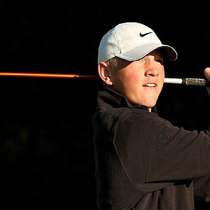 At the age of 12, Brad Dalke made headlines in 2010 when he made a verbal commitment to play college golf at Oklahoma –in 2016.