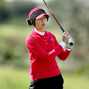 Doris Chen shot a final round 71 to win the Golfweek Junior Invitational.