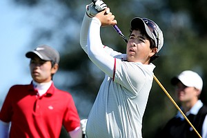 Dylan Healey placed second behind Sam Chun at the Golfweek Junior Invite.