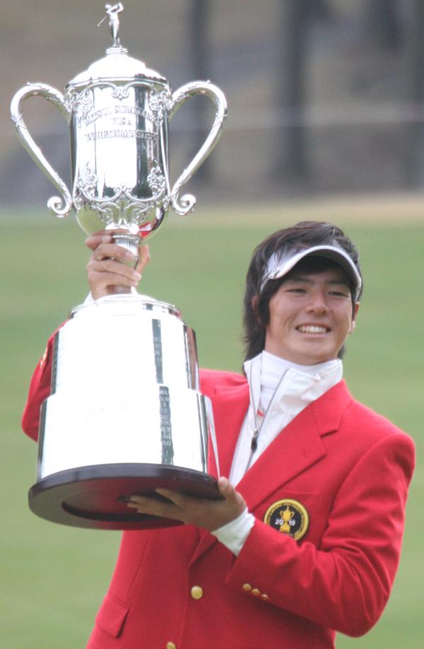 Ryo Ishikawa's victory in the Mitsui Sumitomo VISA Taiheiyo Masters was the ninth of his Japan Golf Tour career.