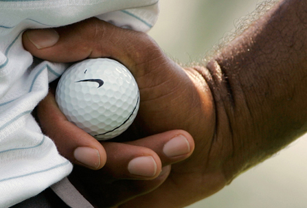 Will Tiger Woods stick with the Nike putter?