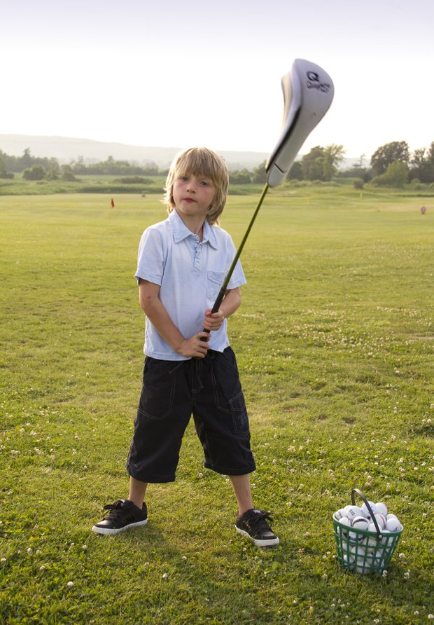 "Quagmire Golf will be launching its ""Quagmire Kids"" line in 2011."