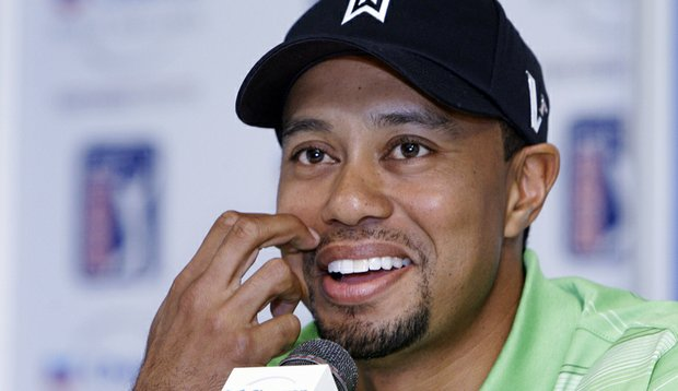 Tiger Woods will be the obvious focus of golf fans in 2011.