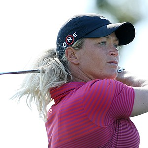 Suzann Pettersen ended up T11 after the final round.