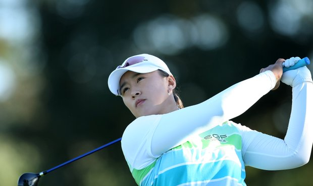 Amy Yang lost to Maria Hjorth by one stroke at the LPGA Tour Championship.