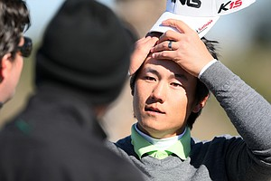 Richard Lee failed to secure his PGA Tour card.