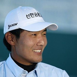 Sunghoon Kang was one of two players from Korea to secure the PGA Tour cards. Bio Kim was the other.
