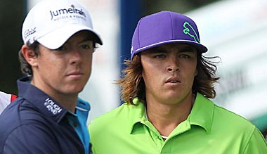 Who deserved PGA Tour rookie of the year more - Rory McIlroy or Rickie Fowler?