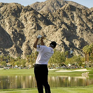 Bill Haas during the 2010 Bob Hope Classic.