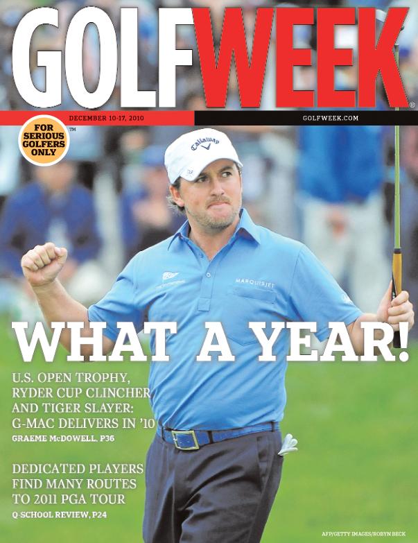 Golfweek, Dec. 10-17