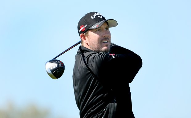 Paul Stankowski during the final round of the 2010 PGA Tour Qualifying Tournament at Orange County National, in Winter Garden, FL.