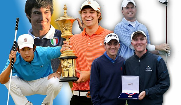 Sean Martin breaks down the top 10 amateur golf stories of the 2010 season.