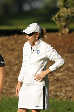 Patty Post, formerly head coach at Georgetown University, will lead the University of Delaware's women's golf team after the school announced it will sponsor the sport on Dec. 30, 2010. Women's golf becomes the 23rd varsity sport for the Blue Hens.