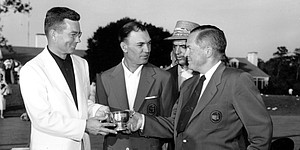 The Masters in the 1950s