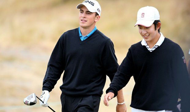 Scott Langley, left, and David Chung are safe bets to make the U.S. Walker Cup team after breakthrough 2010 seasons.