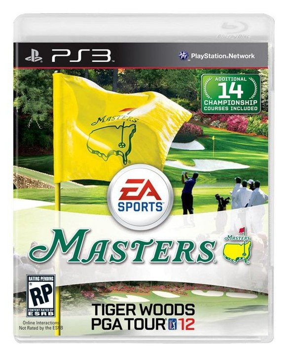 Tiger Woods 12: The Masters