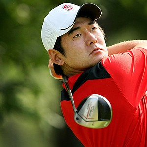 Stanford junior Andrew Yun