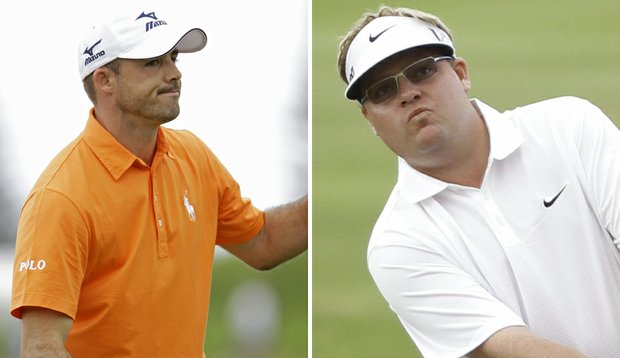 Jonathan Byrd and Carl Pettersson share the Round 1 lead at the Hyundai Tournament of Champions.