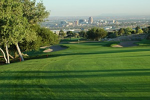 View of the New Mexico Championship Golf Course