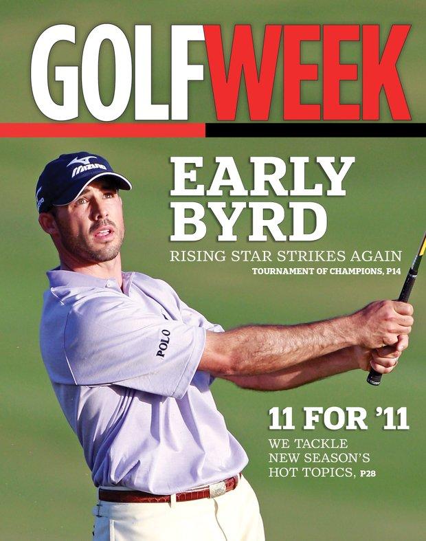 Golfweek (Jan. 14, 2011)