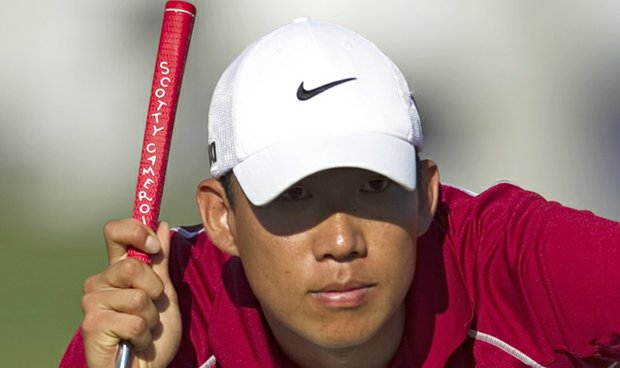 Anthony Kim appeared to get his career back on track at the 2011 Sony Open.