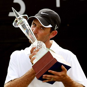 Charl Schwartzel shot a final-round 67 to win the Joburg Open by four shots.